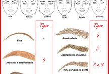 tratamento facial, dicas e make
