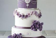 Bryllupskager / Forskellige kager, som inspiration for vores egen