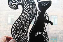 a Paper Cutting