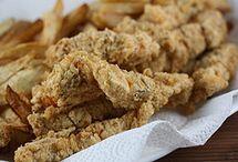 Recipes: Fish & Seafood / by Ri Ri