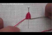 Videos de bordados