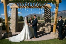 Real Wedding - Taylor and Mike / Event Center at Sandia Golf Club