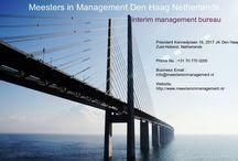 Interim Management - Meesters in Management