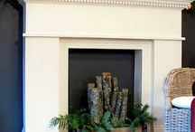 Mantlepiece decor
