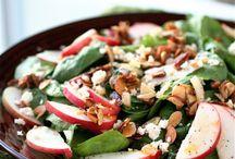 Salads / by Jenna - Little Kitchen Big Flavors