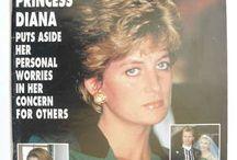 Haunting face of Diana / fuck charles and camilla