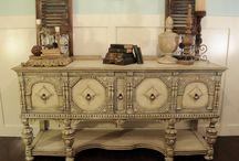 Design and interior decorating