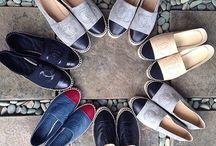 Φλατ παπούτσια