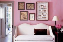 Girlie Retro Bedroom / by Abby Pendergrast