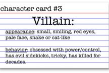 YA Character Archetypes | Better Novel Project / These are common character types that appear in #HarryPotter, #Twilight, & #TheHungerGames. Use them to write your own novel! #amwriting