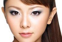 Макияж для азиатского разреза глаз