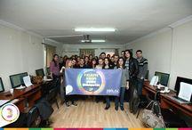 3Bilgi F Klavye Kampı / 3Bilgi Eğitim Kurumları tarafından organize edilen F Klavye Hızlı Yazma Kampı