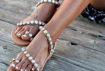 Greek sandals ★