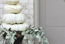 Fall/Winter Decor