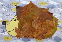Autumn days when the grass is jewelled... / Autumn & Halloween ideas.
