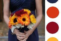 Wedding Decor / Decoration Ideas for Color Palette and General Decor