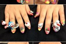 cute nailart