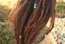 dreads on women ✌