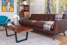 Jackie Mid-century Modern Collection