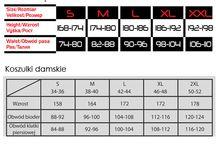 tabela rozmiarów mojia