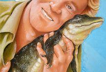 Steve Irwin / by debby de Vries van leeuwen