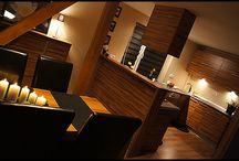 Magiczna kuchnia / W magicznej kuchni :) Jeżeli zainteresował Cię wybrany element aranżacji wnętrza, znajdziesz go na www.home-idea.pl