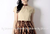 Fashion Inspiration (batik)