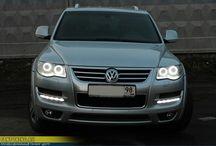 Touareg Volkswagen Custom