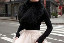 Tulle / #style #styling