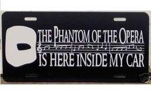 ~Phantom Of The Opera~ / by Katie Allen