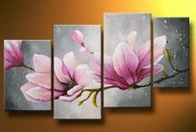 Magnolii triptic
