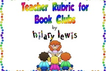 Book Clubs / How to start and run elementary school book clubs / by Cari Young