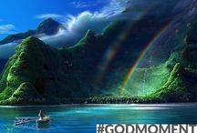 Your world can be a #Godmoment