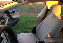Teslarati.com - Model S Front Seat Covers Review: Outerwear for your inner Tesla / http://www.teslarati.com/evannex-front-seat-covers-review-outerwear-inner-tesla/
