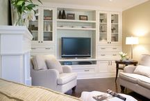Family room / by Katie Hedges