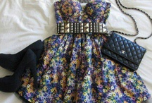 Ropa / Una de mis grandes pasiones es la moda, la ropa y los zapatos. Me fascina poder ser una persona diferente con cada prenda que uso. Considero que lo que usas también define quien eres y como te perciben los demás.