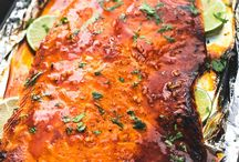Recipes-fish/seafood
