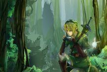 The Legend of Zelda / ゼルダの伝説