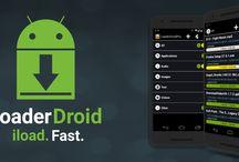 Loader Droid download manager PRO v1.0