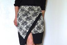 Safor skirt pattern - your versions