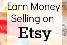 Etsy Shop Success / Tips and tricks for succeeding on Etsy.