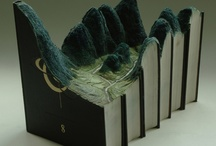 Book Art / Highlighting the creative uses of paper across various categories ranging from fashion, to animation, to architecture, and more. I started this blog in the hopes to connect and inspire paper artists from all over the world. http://www.strictlypaper.com