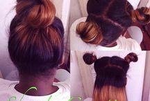 Hairstyles / by jamie exum