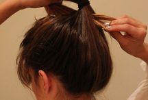 5 min hair style