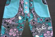 oblečení pro mimi šití