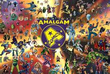 COMICS ● AMALGAM COMICS