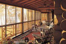 Porch / by Nelson Brackin Architect