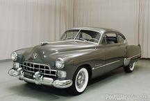 Cadillac-Automobili Americane Vintage