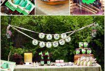 Party ideas / by Abby Davis