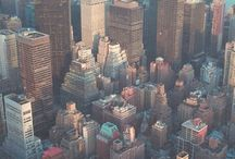 New York + Philadelphia  / Next fall!  / by Leone Rensink